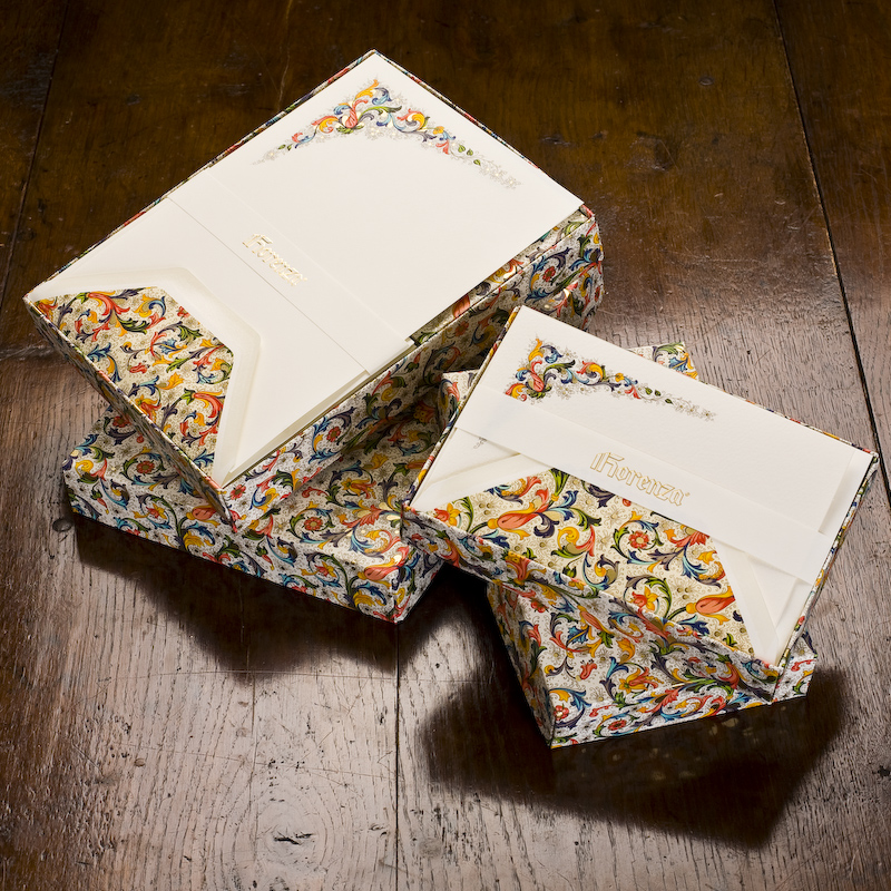 Fiorenza Classic Stationery & Notecards