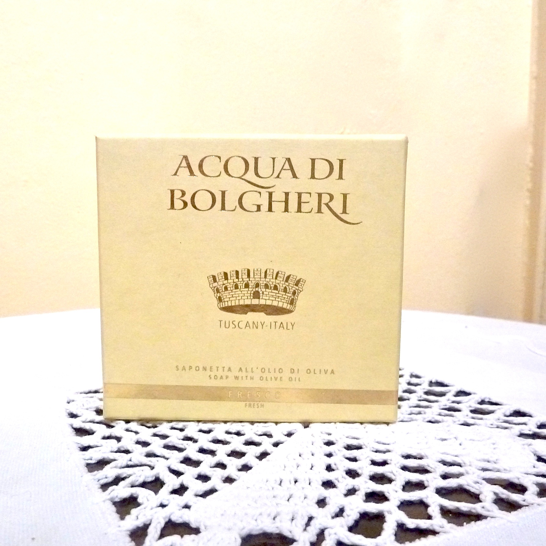 Acqua di Bolgheri Soap: Single Bar